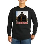 Calico Fire Hall Long Sleeve Dark T-Shirt