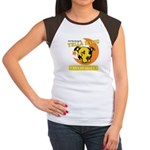 Yella Dawg Sarsaparilla Women's Cap Sleeve T-Shirt