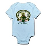 McKay Clan Motto Infant Bodysuit