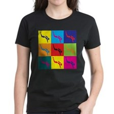 Scuba Diving Pop Art Tee