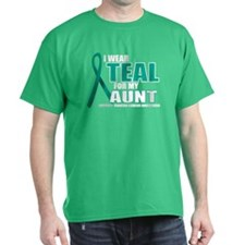 OC: Teal For Aunt T-Shirt
