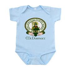McDermott Clan Motto Infant Bodysuit