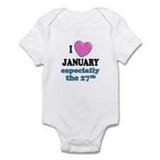 PH 1/27 Infant Bodysuit