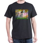 Garden/German Pointer Dark T-Shirt