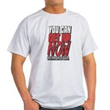 Wrestling Get Up Now T-Shirt