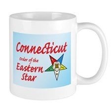 Connecticut Eastern Star Mug