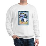 Bird Watching @ Yaquina Head Lighthouse Sweatshirt