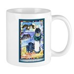 Bird Watching @ Yaquina Head Lighthouse Mug