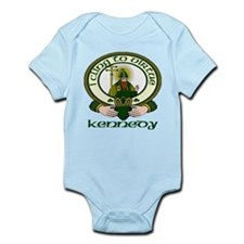 Kennedy Clan Motto Infant Bodysuit