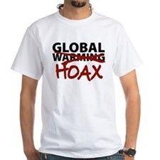 Global Warming Hoax Shirt