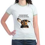 I Hear Ya Jr. Ringer T-Shirt