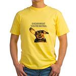 I Hear Ya Yellow T-Shirt