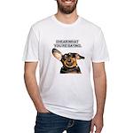 I Hear Ya Fitted T-Shirt
