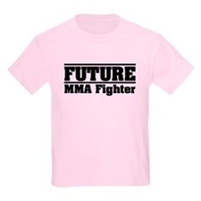 Future MMA Fighter T-Shirt
