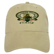 Foley Clan Motto Baseball Cap