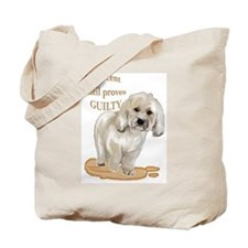 Havanesse guilty Tote Bag