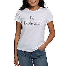 "Instant ""Evil Henchwoman"" Tee"