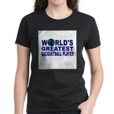 World's Greatest Racquetball Tee