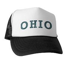 Curve Ohio Trucker Hat