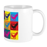 Quality Assurance Engineering Pop Art Mug