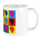 Psychology Pop Art Mug