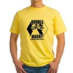Double Agent Yellow T-Shirt