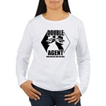 Double Agent Women's Long Sleeve T-Shirt