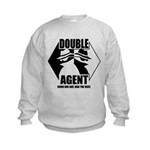 Double Agent Kids Sweatshirt