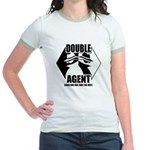 Double Agent Jr. Ringer T-Shirt