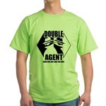 Double Agent Green T-Shirt