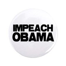 "Impeach Obama 3.5"" Button"
