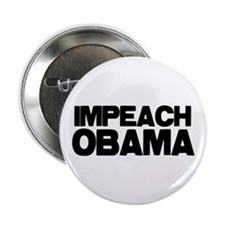 "Impeach Obama 2.25"" Button (10 pack)"