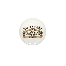 Live Love Tennis Mini Button (100 pack)