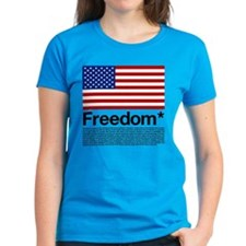 Freedom Terms and Conditions Tee