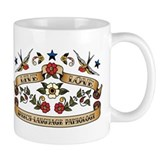 Live Love Speech-Language Pathology Small Mug