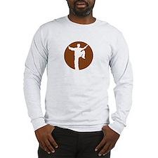 Taijiquan Logo Long Sleeve T-Shirt