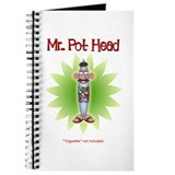 """Mr. Pot Head"" journal"