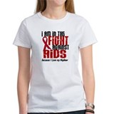 In The Fight Against AIDS 1 (Nephew) Tee