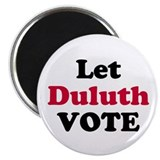10 Let Duluth Vote Magnets