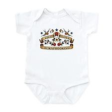 Live Love Scrapbooking Infant Bodysuit
