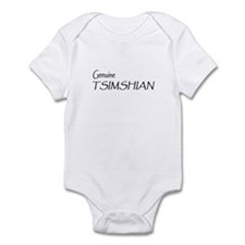 Genuine Tsimshian Infant Bodysuit