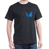 Blue Butterfly T-Shirt