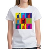 Pharmacology Pop Art Tee
