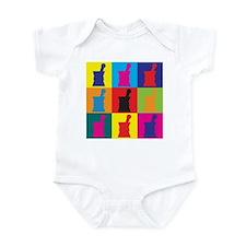 Pharmacology Pop Art Infant Bodysuit