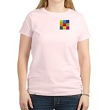 Paralegal Work Pop Art T-Shirt