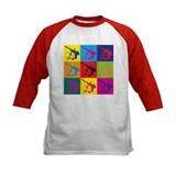 Paintball Pop Art Tee