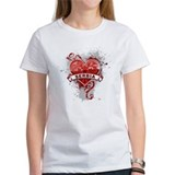 Heart Serbia Tee