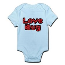 Love Bug Infant Bodysuit