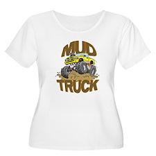 Mud Truck Dodge T-Shirt