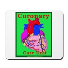 Unique Coronary Mousepad